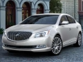 2016 Buick LaCrosse colors Sparkling  Slver Metallic