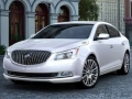 2016 Buick LaCrosse colors White Froast Tricoat