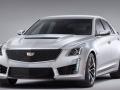 2016 Cadillac CTS-V Front