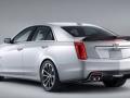 2016 Cadillac CTS-V Rear