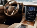 2016 Cadillac Escalade Dashboard