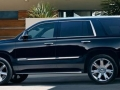 2016 Cadillac Escalade Side View