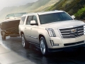 2016 Cadillac Escalade Towing