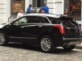 2016 Cadillac XT5 Side View