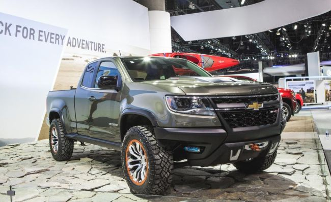 Colorado Zr2 Release Date >> Chevrolet Colorado Zr2 Release Date New Car Reviews And Specs 2019