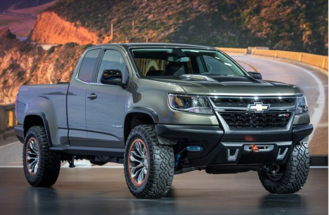 Colorado Zr2 Release Date >> 2016 Chevrolet Colorado Zr2 Off Road Release Date Diesel
