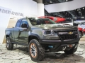 2017 Chevrolet Colorado ZR2 4