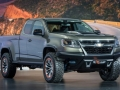 2017 Chevrolet Colorado ZR2 Exterior