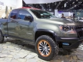 2017 Chevrolet Colorado ZR2 Front Right Side