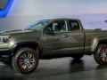 2017 Chevrolet Colorado ZR2 Side View