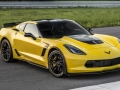 2016 Chevrolet Corvette Z06 C7.R Front Side View