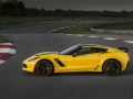 2016 Chevrolet Corvette Z06 C7.R Side View
