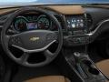 2016 Chevrolet Impala Dashboard