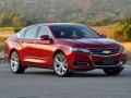 2016 Chevrolet Impala Side View