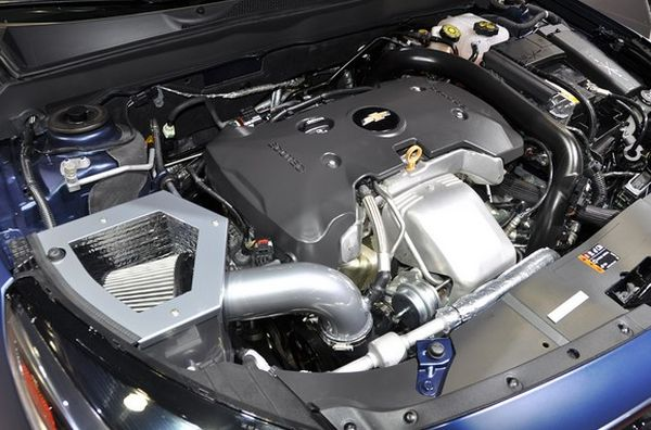 2016 Chevrolet Malibu Hybrid Engine
