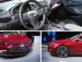 2016 Chevrolet Malibu Hybrid 4