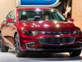 Chevy Rolls Out 2016 Malibu and Malibu Hybrid At NYIAS