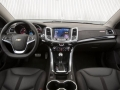 2016 Chevrolet SS Dashboard