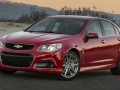 2016 Chevrolet SS Red