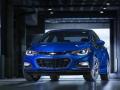 2016 Chevrolet Cruze Front 3/4