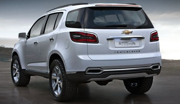 2016 Chevy Trailblazer >> 2016 Chevy Trailblazer Release Date Price Redesign Usa