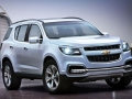 The all-new Chevrolet TrailBlazer, which made its global debut at the 2011 Dubai International Motor Show, will go on sale around the world from early 2012.