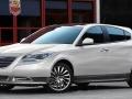 2016 Chrysler 100 Exterior