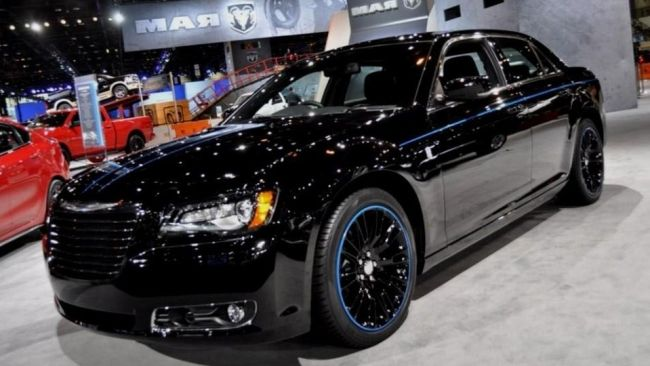 2016 Chrysler 300 7