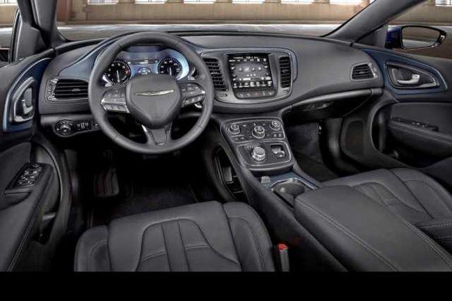 2016 Chrysler 300 Interior 1