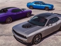 2016 Dodge Challenger 3x
