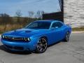 2016 Dodge Challenger Blue