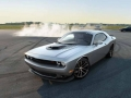 2016 Dodge Challenger Smoke