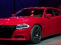 2016 Dodge Charger Front Side Red
