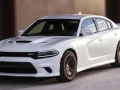 2016 Dodge Charger Front Side White