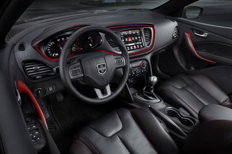 2016 Dodge Dart 12