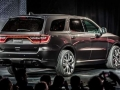 2016 Dodge Durango Rear