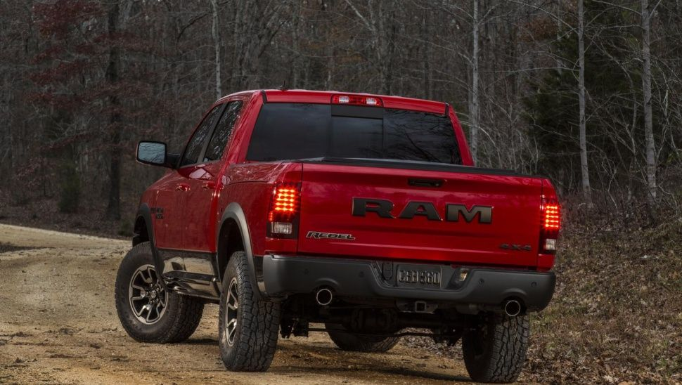 2016 Dodge Ram 1500 13