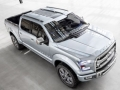 2016 Ford Atlas Exterior