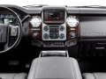 2016 Ford Bronco Dashboard