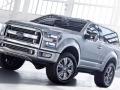 2016 Ford Bronco Exterior