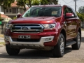 2016 Ford Everest Front