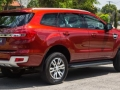 2016 Ford Everest Rear and Side