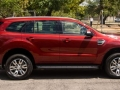 2016 Ford Everest Side View