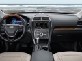 2016 Ford Explorer Dashboard