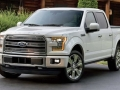 2016 Ford F 150 Front Side