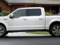 2016 Ford F 150 Side View