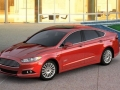 2016 Ford Fusion 9