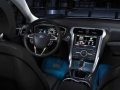 2016 Ford Fusion Dashboard