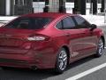 2016 Ford Fusion Rear