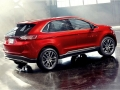 2016 Ford Kuga Rear and Side View
